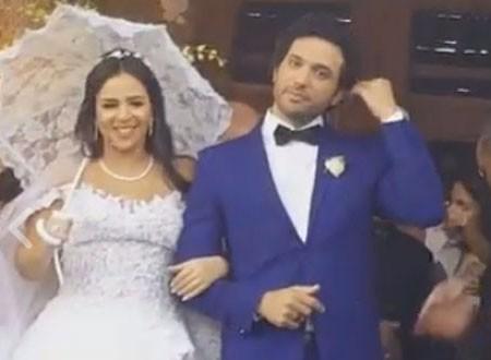 معلومات لا تعرفها عن زفاف حسن الرداد وإيمي مكان شهر العسل