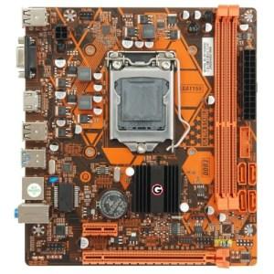GOLOOK • Scheda Madre Gaming Intel H61 Socket 1155 USB 3.0 2021