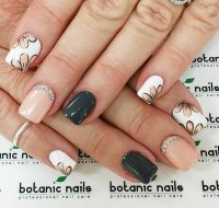 Funky Girly Nail Art Designs, Photos and Ideas ...