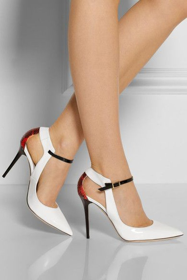 Top 40 Latest Girly Heels Shoes Ideas