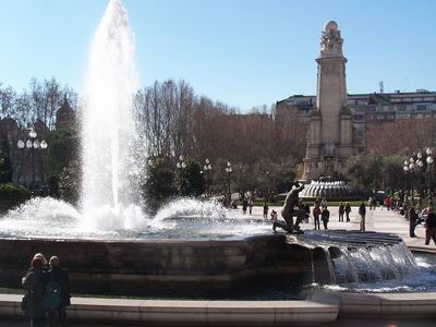 Plaza de Espaa Madrid
