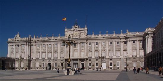 Royal  Noble Mansions  Palaces in Madrid Spain Palacios de Madrid