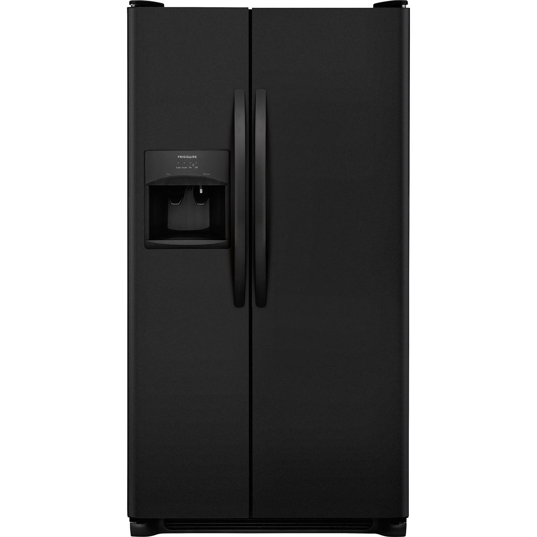 frigidaire kitchen appliances faucet aerator parts majik 25 6 cu ft side by refrigerator