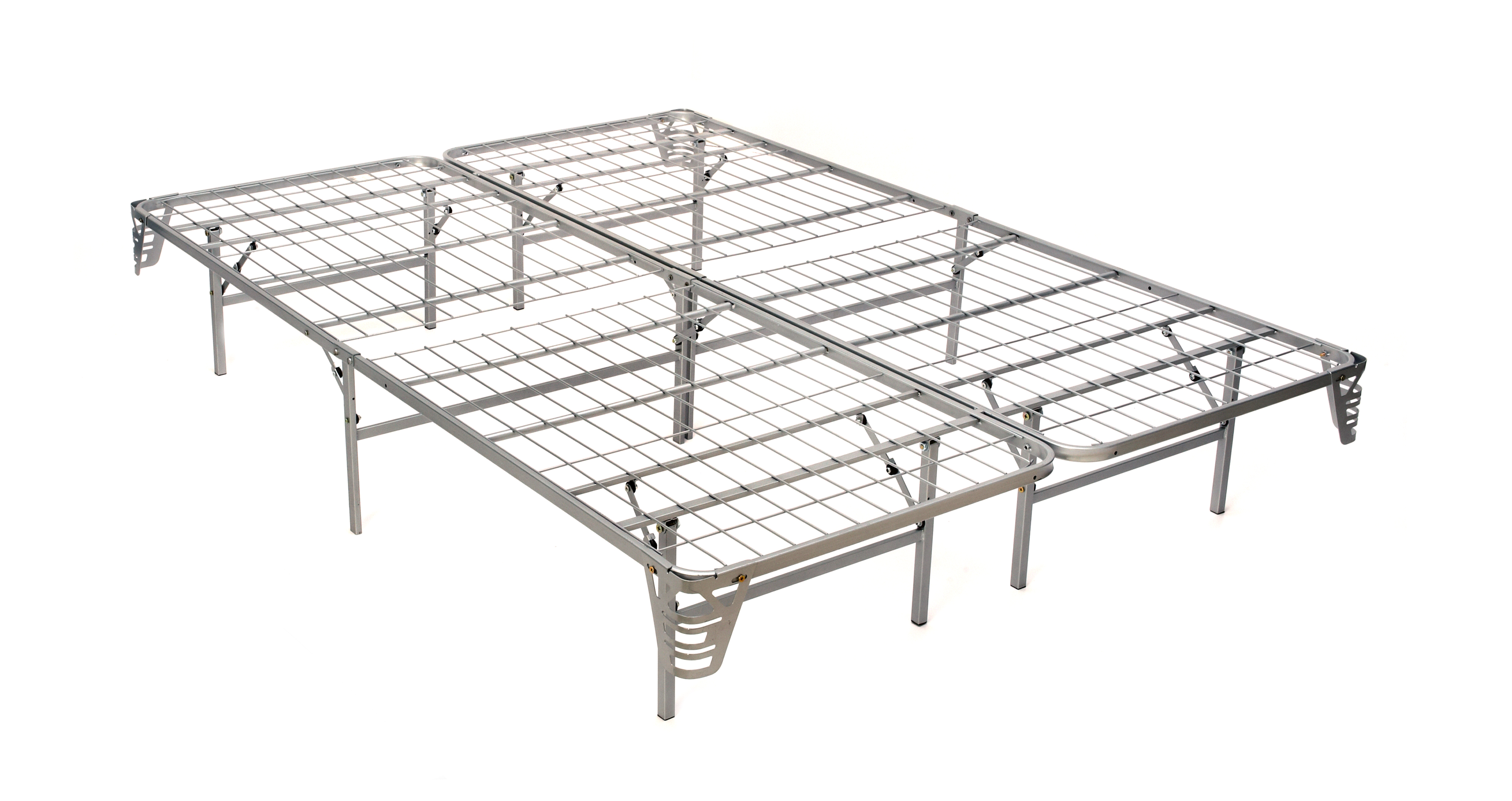 Majik Queen Space Saver Steel Bed Frame Rent To Own