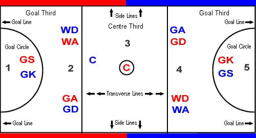 netball court measurement diagram how to make a venn layout and dimensions | www.picsbud.com