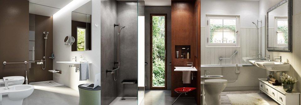 Bagno elegante comfort e di design  Goman srl