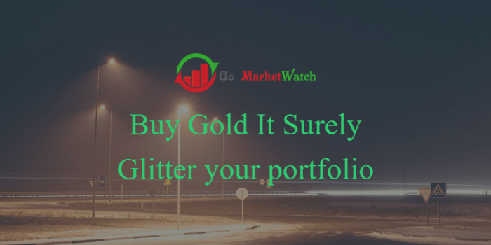 buy gold as investment