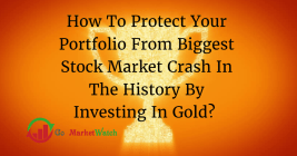 Biggest Stock Market Crash In The History By Investing Gold