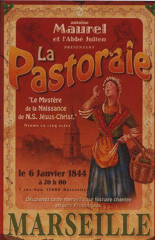 Chateau-Gombert la pastorale,