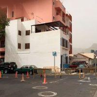 La calle Ruiz de Padrón mejorará la evacuación de las aguas pluviales