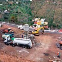 El Ayuntamiento de Hermigua pone en marcha la primera fase de la ampliación del Cementerio