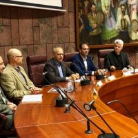 El Cabildo resalta a Marcial Morera por su labor de investigación del Silbo Gomero