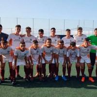 Fútbol Juvenil: Once Diablos, 6, - AS Tenerife, 2