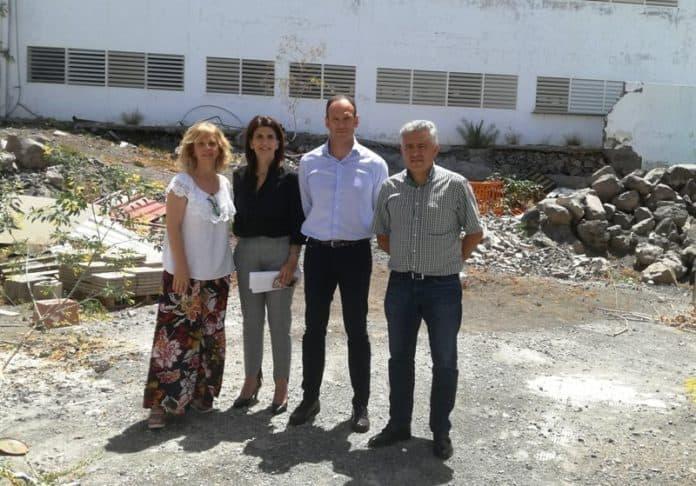 El CEIP Nereida Daz de Valle Gran Rey contar con un nuevo comedor escolar  Gomeranoticias