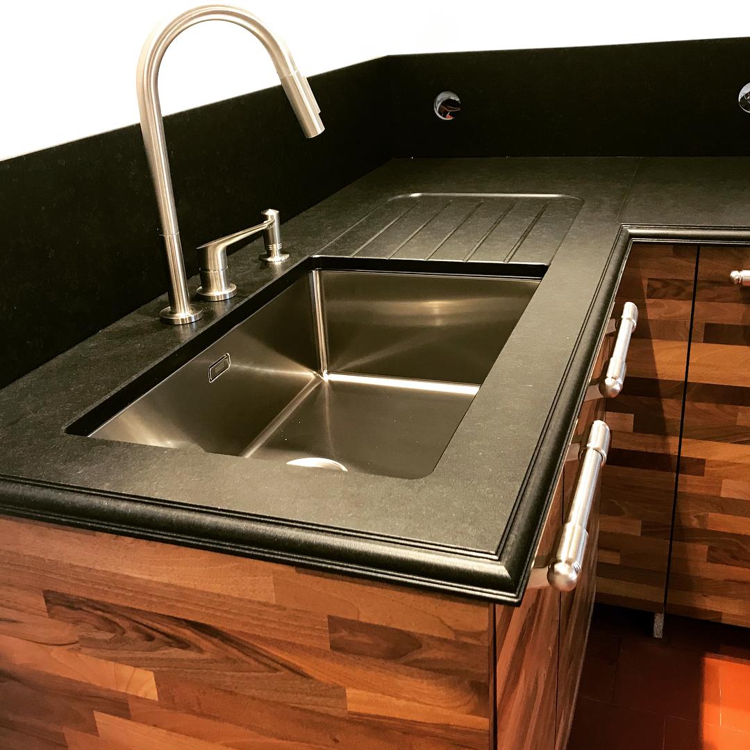 votre cuisine sur mesure en granit
