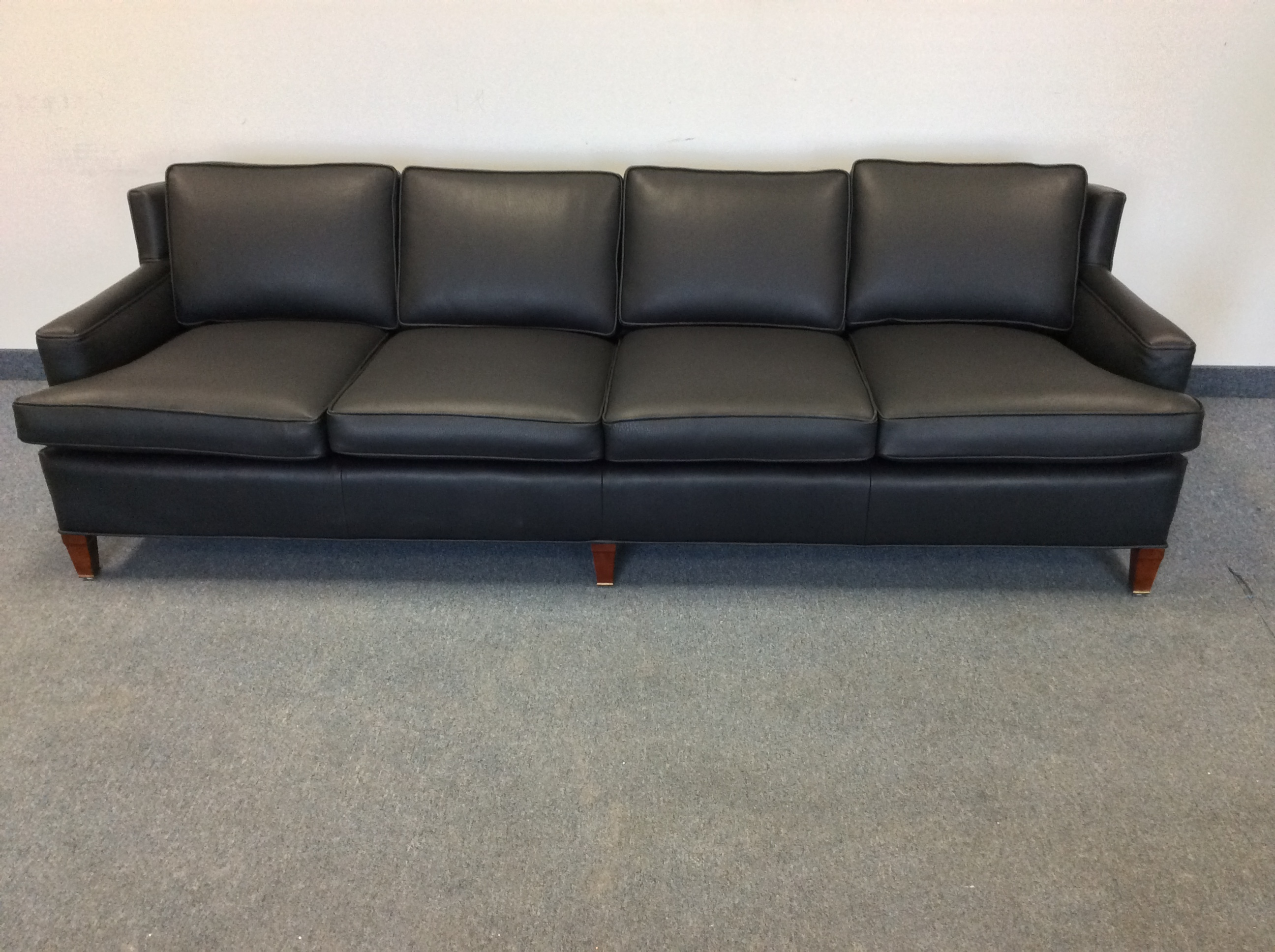 reupholster sofa in leather large back cushion covers img 2151 gomillion furniture services inc
