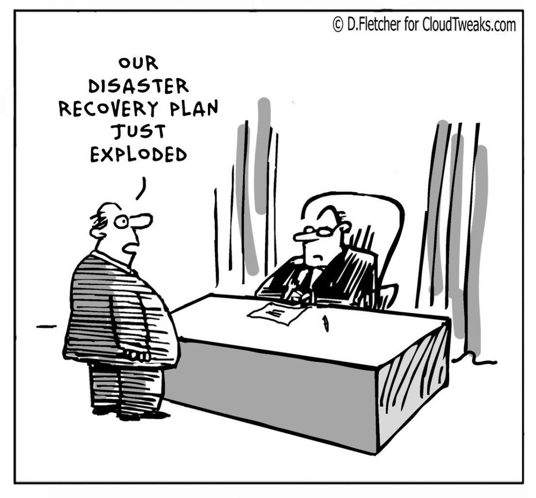 Updating Your Disaster Recovery Plan: A How-To Guide