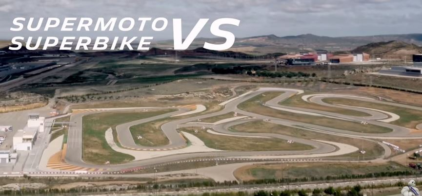 Michelin – We are all racers – Ep. 1: Supermoto vs. Superbike