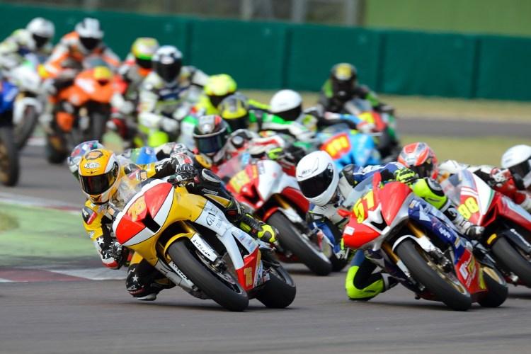 CIV 2015 - Twelve Racing Team - Round #8 IMOLA