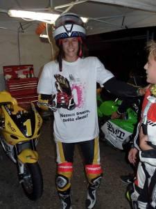 Twelve Racing PreMoto3 Sara Cabrini
