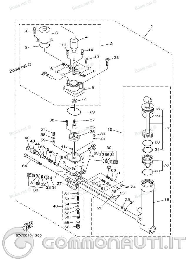 PROBLEMA TRIM YAMAHA F40 [PAG. 2]