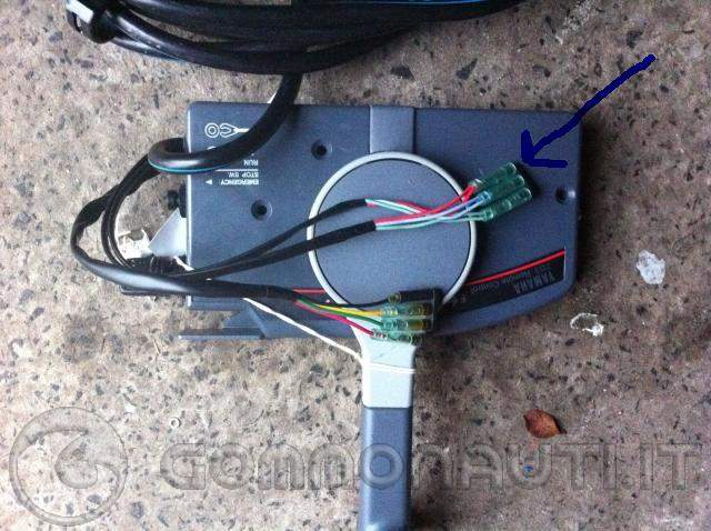 Wiring Diagram Yamaha 703 Remote Control Wiring Diagram 2010 Yamaha
