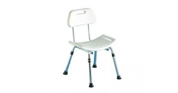 Shower Chair with Contour Seat