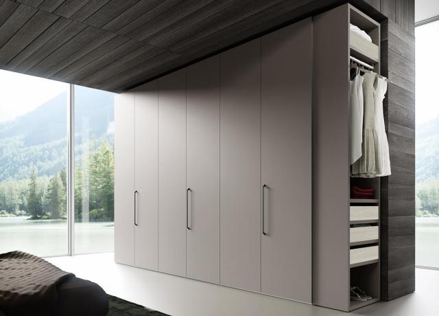 Liscio Bedroom Wardrobe | Contemporary Wardrobes At Go ...