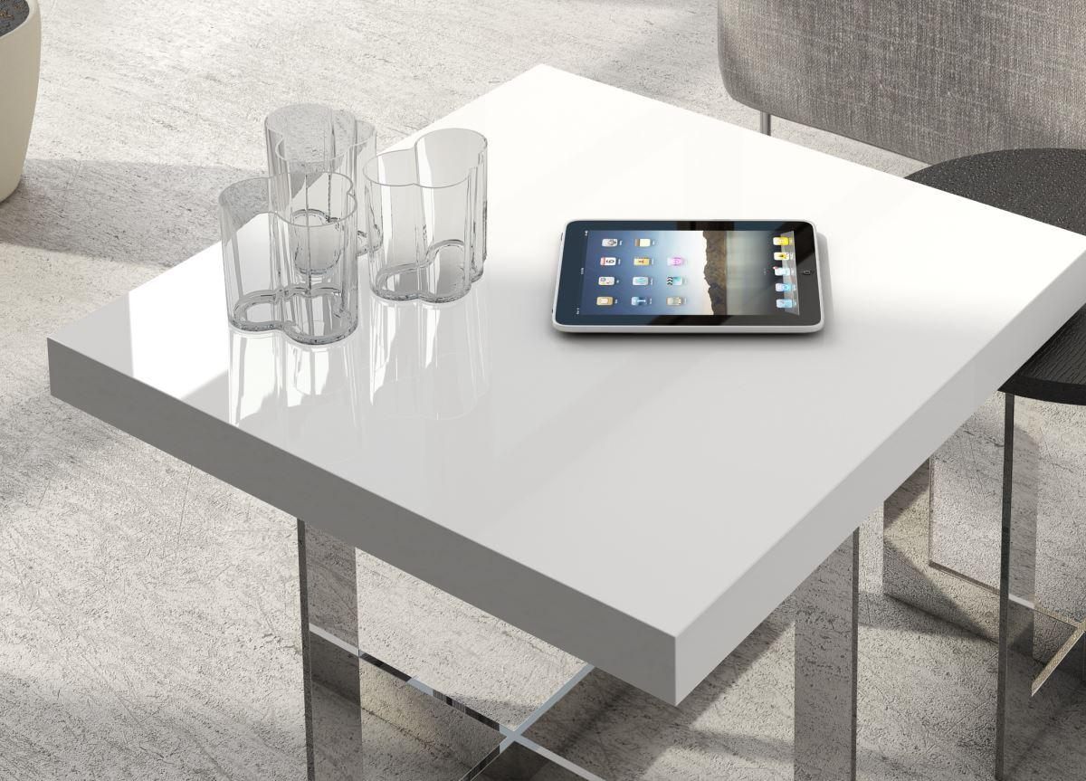 cross contemporary coffee table