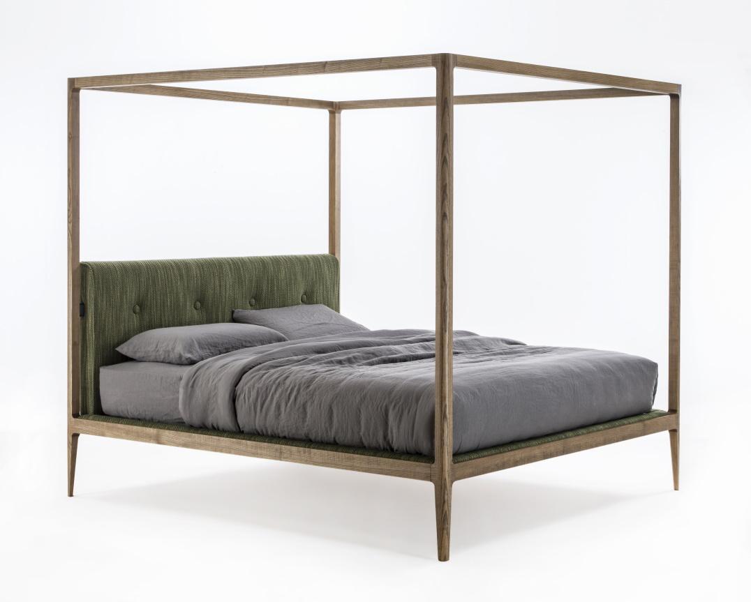 https www gomodern co uk porada ziggy four poster bed html