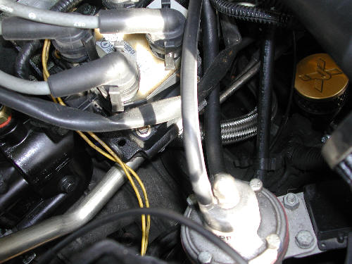 Ford 2 0 Zetec Engine Diagram Zetec Idle Issues