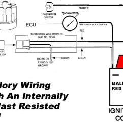 Honeywell R845a Wiring Diagram Free Electrical Diagrams Rover V8 Distributor Auto Mallory Unlite For A Morgan