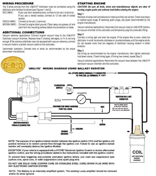 small resolution of rover v8 ignition amplifier wiring diagram detailed wiring diagram ford ignition system diagram rover v8 electronic ignition wiring diagram