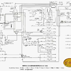 Wiring Diagram For Flasher Relay 2002 Chevy Cavalier Morgan Electrical 1984