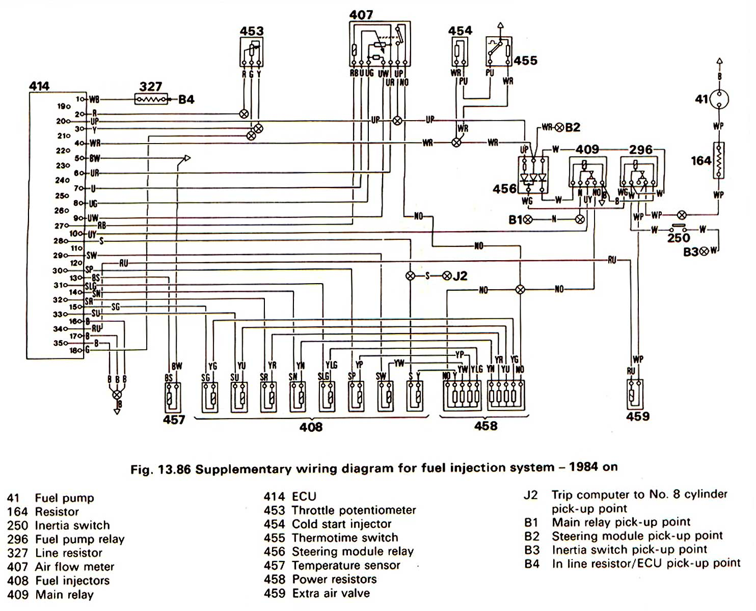 Morgan Plus 4 Wiring Diagram : 28 Wiring Diagram Images