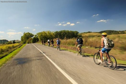 Kerékpártúra Palócföldön