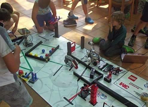 Lovas és LEGO-robotépítő gyerektábor Almáspusztán - A Völgyben @ Gömörpéterfala (Petrovce, Banskobystrický, Slovakia), Almáspuszta-Völgy | Gömörpéterfala | Besztercebányai kerület | Szlovákia