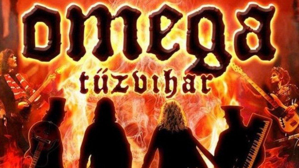 Tűzvihar – Omega koncert Kecsőben