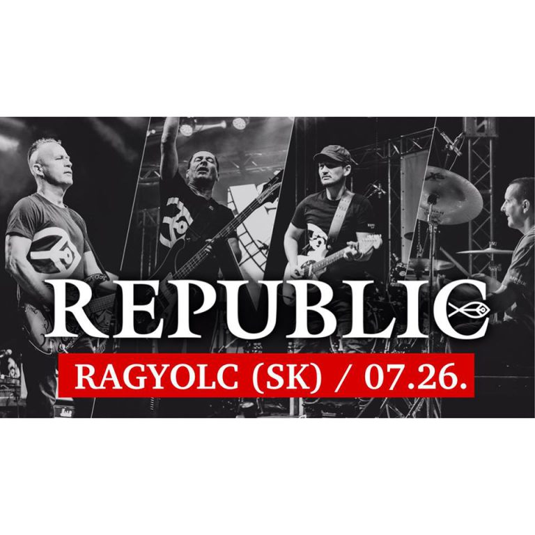 Republic koncert Ragyolcon