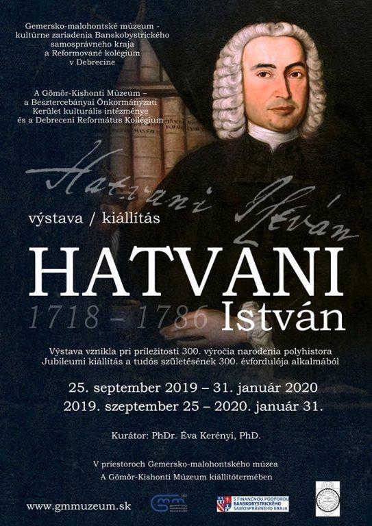 Hatvani István kiállítás Rimaszombatban