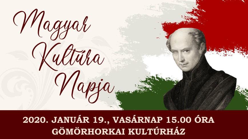 Magyar Kultúra Napja Gömörhorkán