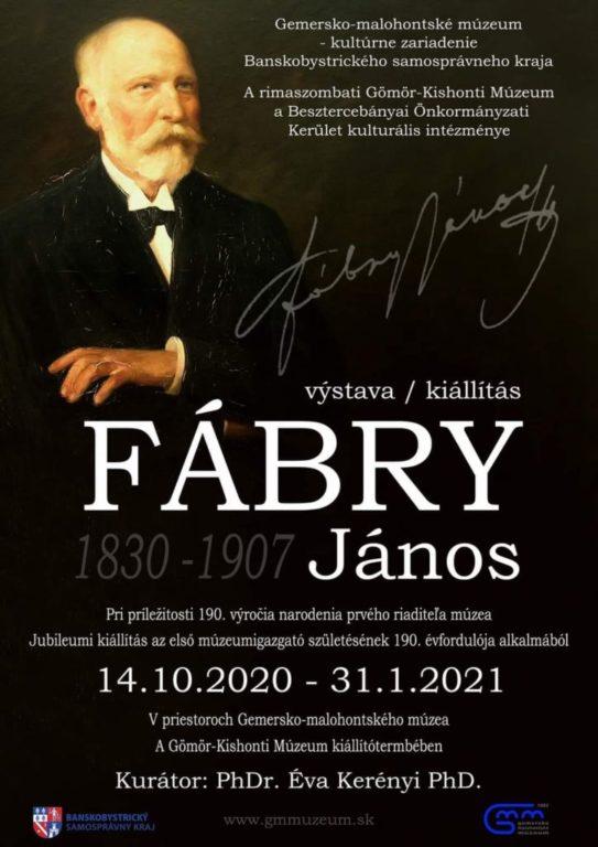 Fábry János kiállítás a Gömör-Kishonti Múzeumban