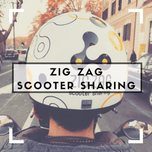 ZigZag - Scooter Sharing