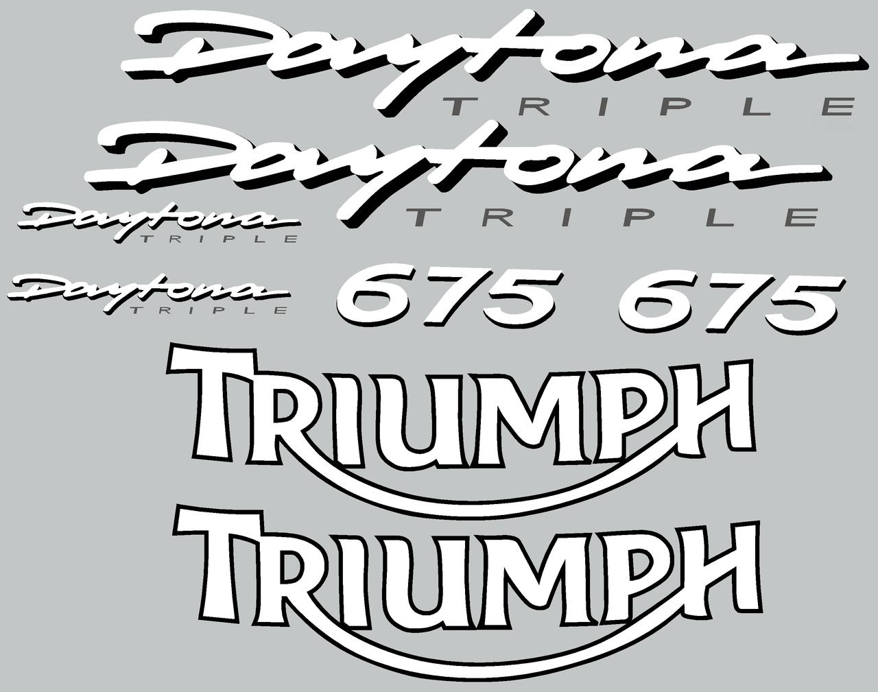 Custom Fairing Case Study: Triumph Daytona 675 Petronas Design
