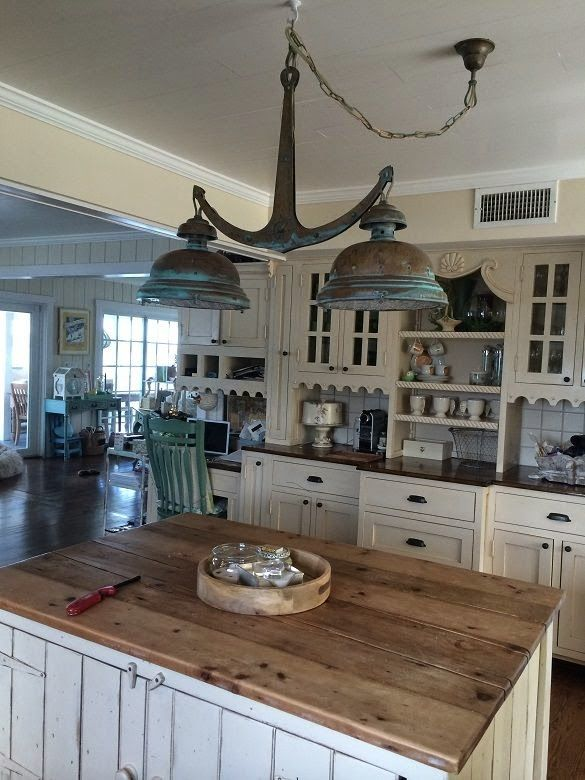 Nautical Decorating and Ideas