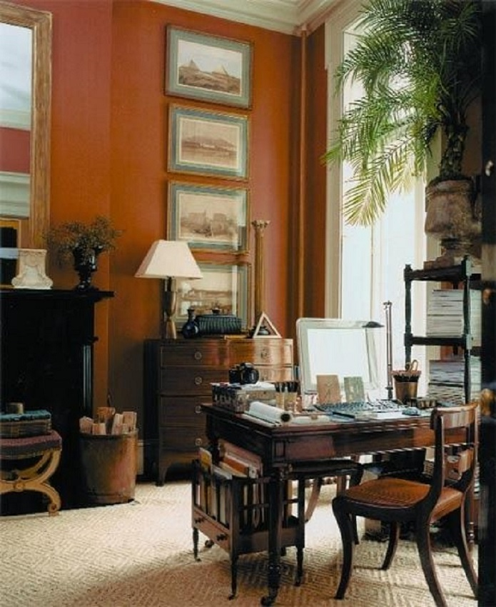 A Touch of History Interior British Colonial Style