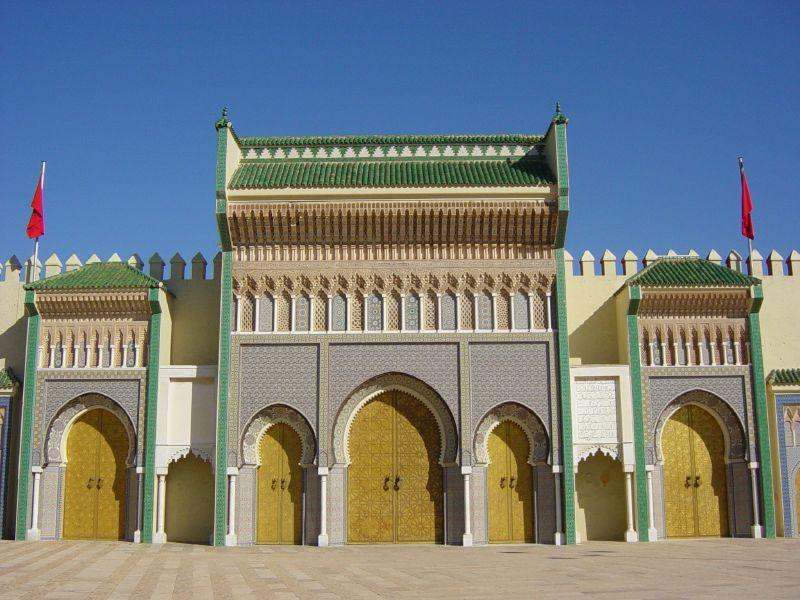 Fez - Palacio real