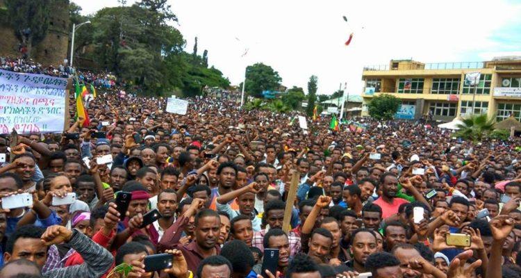 protest-in-gondar