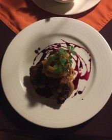 Gourmet Meal at Arumeru Lodge