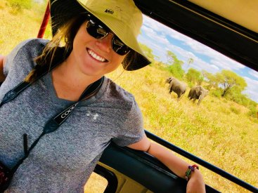 Roaming with Elephants in Tarangire National Park